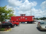 L & N Railroad Car